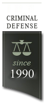 Criminal Defense History