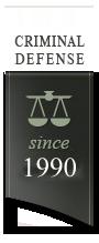 Criminal Defense History