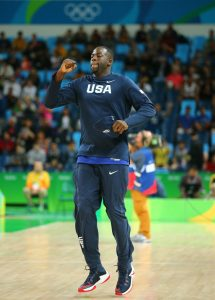 Picture of Draymond Green of the United States team